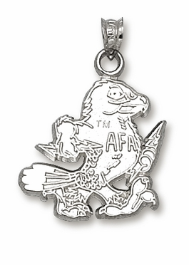 Air Force Sterling Silver Pendant