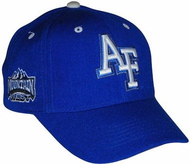 Air Force Triple Conference Adjustable Hat