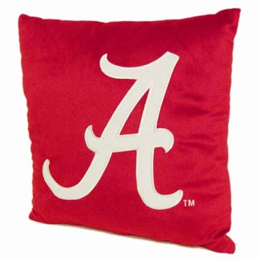 Alabama 15 Inch Applique Pillow