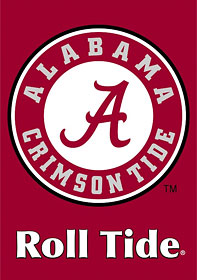 Alabama 2 Sided Banner