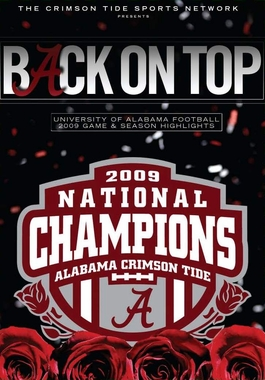 Alabama 2009 Season in Review DVD