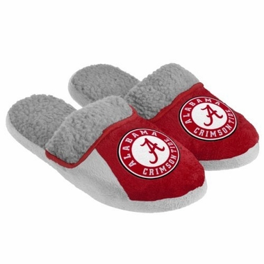 Alabama 2012 Sherpa Slide Slippers