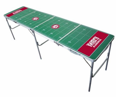 Alabama 2x8 Tailgate Table