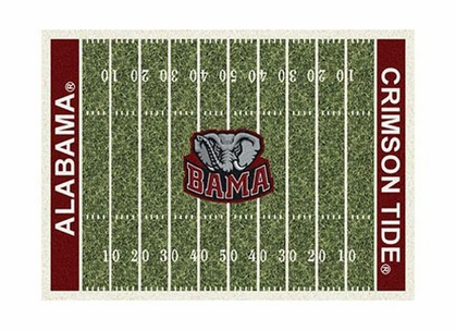 "Alabama 3'10"" x 5'4"" Premium Field Rug"