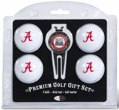 Alabama 4 Ball and Tool Gift Set