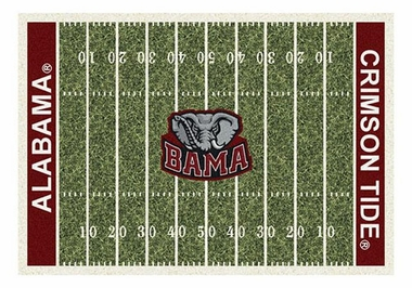 "Alabama 5'4"" x 7'8"" Premium Field Rug"