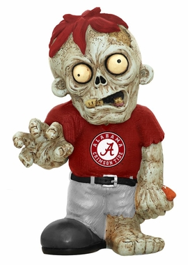 Alabama Crimson Tide Zombie Figurine