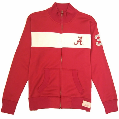 Alabama Ace Track Jacket