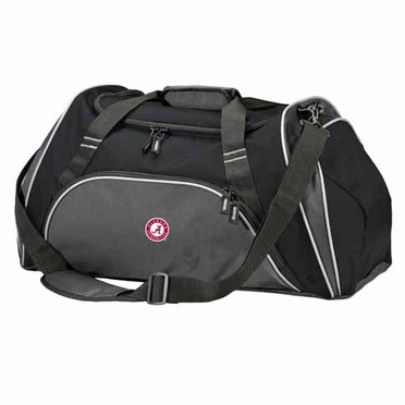Alabama Action Duffle (Color: Black)