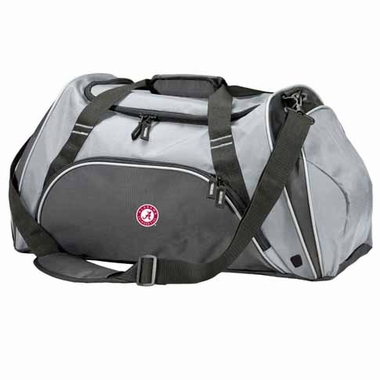 Alabama Action Duffle (Color: Grey)