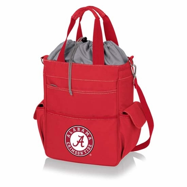 Alabama Activo Tote (Red)