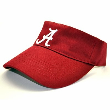 Alabama Adjustable Birdie Visor