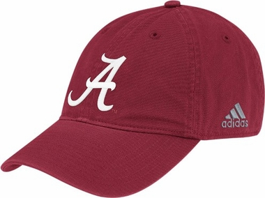 Alabama Adjustable Slouch Hat (Red)