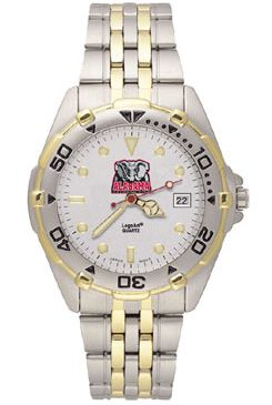 Alabama All Star Mens (Steel Band) Watch