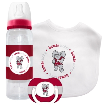 Alabama Crimson Tide Baby Gift Set