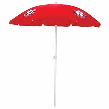Alabama Beach Umbrella (Red)