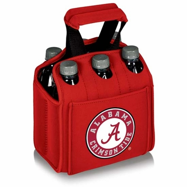 Alabama Beverage Buddy (6pk) (Red)
