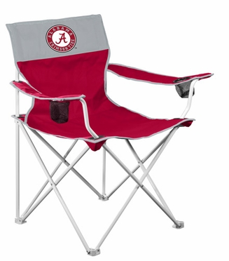 Alabama Big Boy Adult Folding Logo Chair