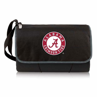 Alabama Blanket Tote (Black)