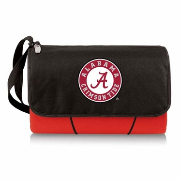 Alabama Blanket Tote (Red)