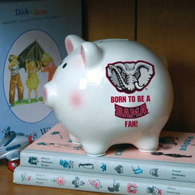 Alabama (Born to Be) Piggy Bank