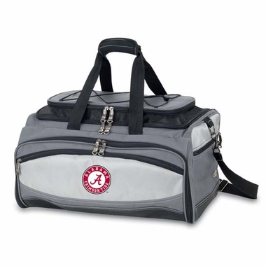Alabama Buccaneer Tailgating Embroidered Cooler (Black)