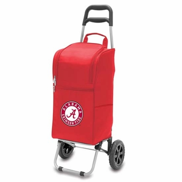 Alabama Cart Cooler (Red)