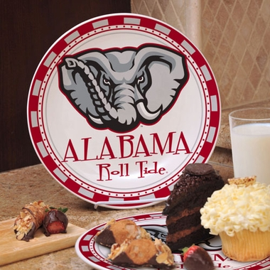 Alabama Ceramic Plate