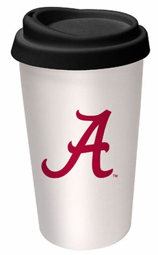 Alabama Ceramic Travel Cup
