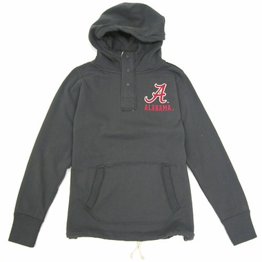 Alabama Charcoal Velocity Hooded Sweatshirt