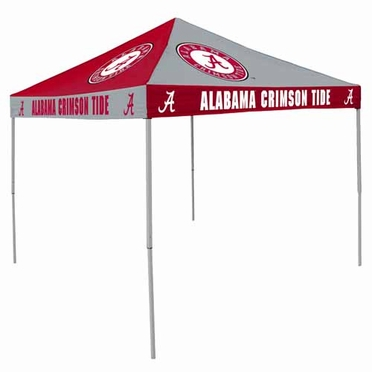 Alabama Checkerboard Tailgate Tent