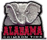 Alabama Crimson Tide Hitch Cover Class 3