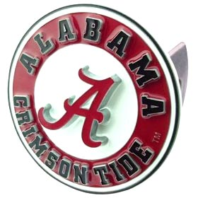 Alabama Deluxe Trailer Hitch Cover