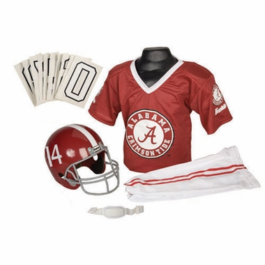 Alabama Deluxe Youth Uniform Set