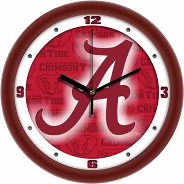 Alabama Dimension Wall Clock