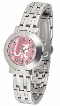 Alabama Dynasty Women's Mother of Pearl Watch