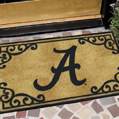 Alabama Exterior Door Mat