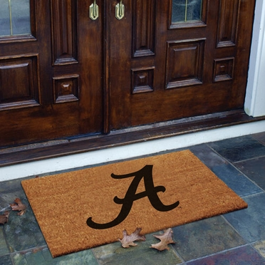 Alabama Flocked Coir Doormat