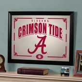 University of Alabama Wall Decorations