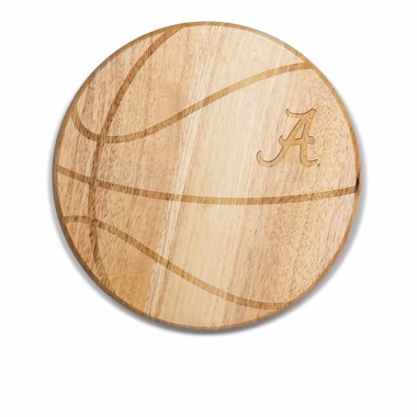 Alabama Free Throw Cutting Board