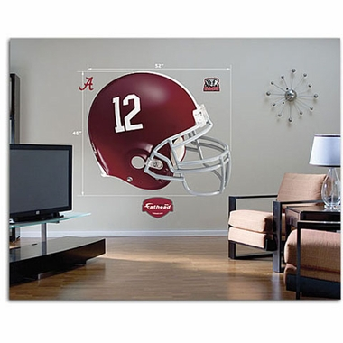 Alabama Helmet Fathead Wall Graphic
