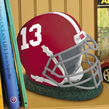 Alabama Helmet Shaped Bank