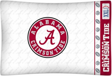 Alabama Individual Pillowcase