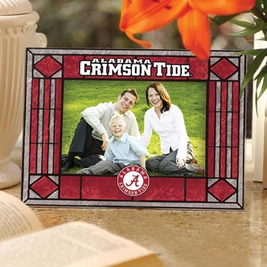 Alabama Landscape Art Glass Picture Frame