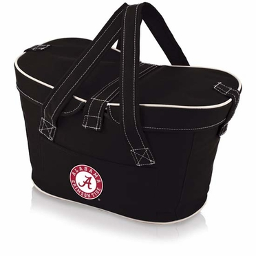 Alabama Mercado Picnic Basket (Black)