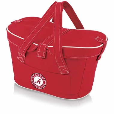 Alabama Mercado Picnic Basket (Red)