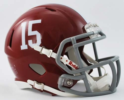 Alabama Mini Replica Speed Helmet