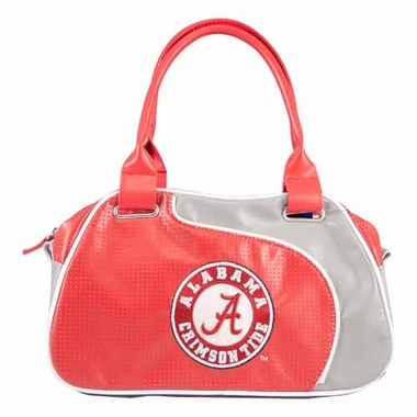 Alabama Perf-ect Bowler Purse