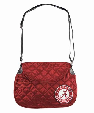 Alabama Quilted Saddlebag