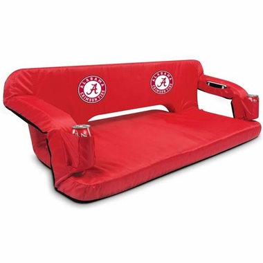 Alabama Reflex Travel Couch (Red)